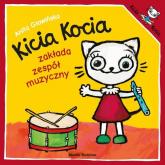 Kicia Kocia zakłada zespół muzyczny - Anita Głowińska | mała okładka