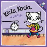 Kicia Kocia w pociągu - Anita Głowińska | mała okładka