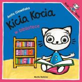 Kicia Kocia w bibliotece - Anita Głowińska | mała okładka