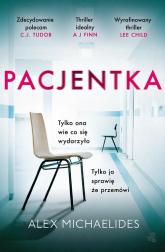 Pacjentka  - Alex Michaelides | mała okładka