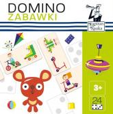 Kapitan Nauka Domino obrazkowe Zabawki -    mała okładka