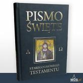 Pismo Święte Starego i Nowego Testamentu - Kazimierz Romaniuk   mała okładka
