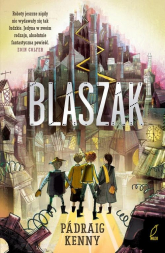 Blaszak - Padraig Kenney | mała okładka