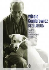 Bestiarium - Witold Gombrowicz | mała okładka