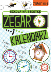 Szkoła na szóstkę Zegar i kalendarz -  | mała okładka
