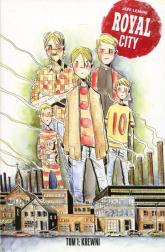 Royal City Tom 1 Krewni - Jeff Lemire   mała okładka