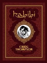 Habibi - Craig Thompson | mała okładka