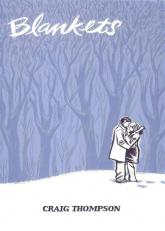 Blankets - Craig Thompson | mała okładka