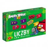 Gra-Puzzle Liczby Angry Birds Rio -  | mała okładka
