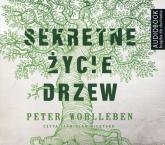 Sekretne życie drzew (audiobook) - Peter Wohlleben | mała okładka