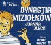 Dynastia Miziołków (Audiobook) - Joanna Olech | mała okładka