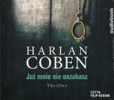 Już mnie nie oszukasz (Audiobook) - Harlan Coben | mała okładka