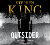 Outsider (Audiobook) - Stephen King | mała okładka