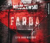 Farba (Audiobook) - Wojtek Miłoszewski | mała okładka
