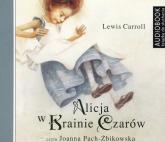 Alicja w Krainie Czarów (Audiobook) - Lewis Carroll | mała okładka