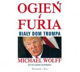 Ogień i furia. Biały Dom Trumpa (audiobook) - Michael Wolff | mała okładka