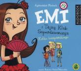 Emi i Tajny Klub Superdziewczyn Tom 2 Kółko hiszpańskiego (Audiobook) - Agnieszka Mielech | mała okładka