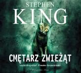 Cmętarz zwieżąt (audiobook) - Stephen King | mała okładka