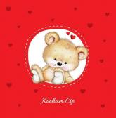 Książka upominek Kocham Cię -  | mała okładka