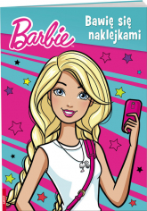 Barbie Bawię się naklejkami NAKB-4 -  | mała okładka