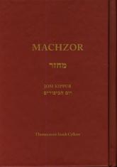 Machzor na Jom Kippur -  | mała okładka