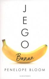 Jego banan - Penelope Bloom | mała okładka