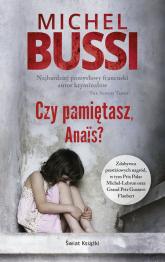 Czy pamiętasz, Anais? - Michel Bussi | mała okładka