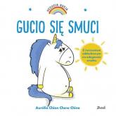 Uczucia Gucia Gucio się smuci - Chien Aurelie, Chine Chow | mała okładka