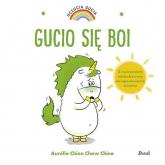 Uczucia Gucia Gucio się boi - Chien Aurelie, Chine Chow | mała okładka