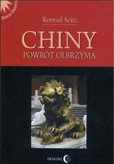Chiny Powrót olbrzyma - Konrad Seitz | mała okładka
