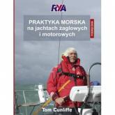 Praktyka morska na jachtach żaglowych i motorowych Podręcznik - Tom Cunliffe   mała okładka