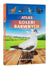 Atlas gołębi barwnych - Manfred Uglorz | mała okładka
