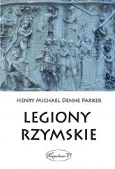 Legiony rzymskie - Henry M. D. Parker | mała okładka