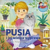 Pusia i jej wielka wyprawa - Mirosława Kwiecińska | mała okładka
