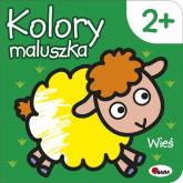 Kolory maluszak Wieś - Piotr Kozera | mała okładka
