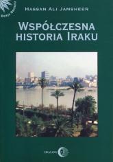 Współczesna historia Iraku - Jamsheer Hassan Ali   mała okładka