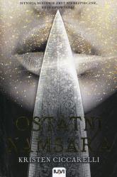 Ostatni Namsara Tom 1 Iskari - Kristen Ciccarelli | mała okładka