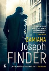 Zamiana - Joseph Finder | mała okładka