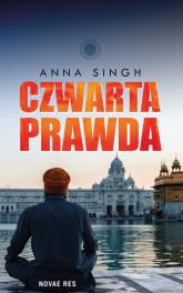 Czwarta prawda - Anna Singh   mała okładka