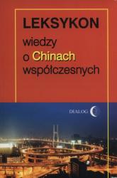 Leksykon wiedzy o Chinach współczesnych - Thierry Sanjuan | mała okładka