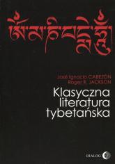 Klasyczna literatura tybetańska - Cabezón Jos Ignacio, Jackson Roger R.   mała okładka