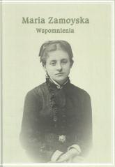 Maria Zamoyska Wspomnienia -  | mała okładka