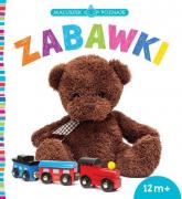 Maluszek poznaje Zabawki -  | mała okładka