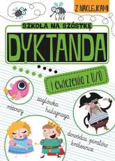 Szkoła na szóstkę Dyktanda na ó/u -  | mała okładka