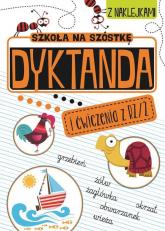 Szkoła na szóstkę Dyktanda na rz/ż -  | mała okładka