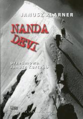 Nanda Devi - Janusz Klarner | mała okładka
