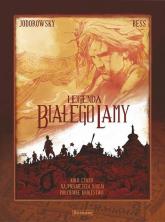 Legenda Białego Lamy Tom 1-3 - Alejandro Jodorowsky   mała okładka