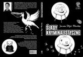 Ślady kryminalistyczne kolor - Joanna Stojer-Polańska | mała okładka