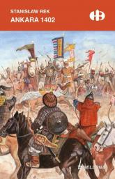 Ankara 1402 - Stanisław Rek | mała okładka