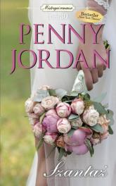 Szantaż - Penny Jordan | mała okładka